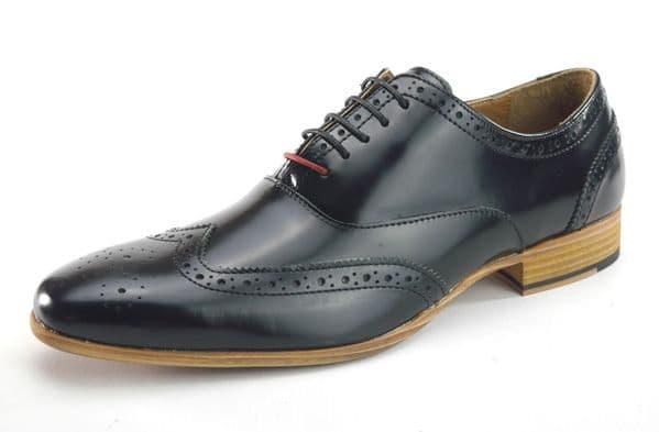 Frank James Norbury Black Shoes